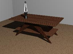[Coffee Table]